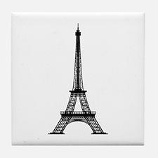 Tour Eiffel Tile Coaster