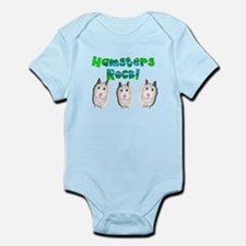 Animals Infant Bodysuit