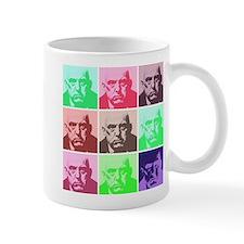 Aleister Crowley in Color Mug