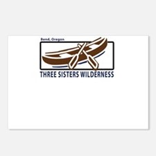 Three Sisters Wilderness Postcards (Package of 8)