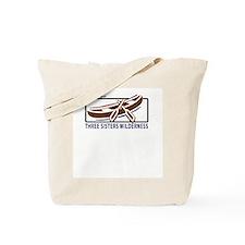 Three Sisters Wilderness Tote Bag