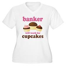 Funny Banker T-Shirt