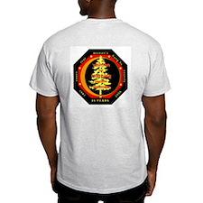 Seven Star  Ash Grey T-Shirt