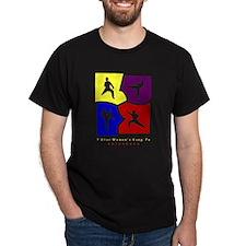 Seven Star  Black T-Shirt