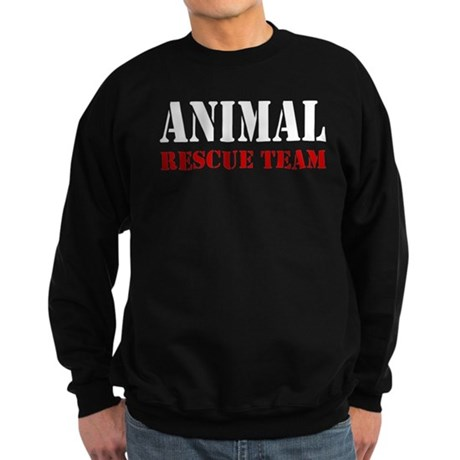 Animal Rescue Team Sweatshirt (dark)