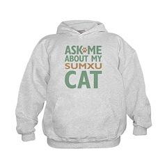 Sumxu Cat Hoodie