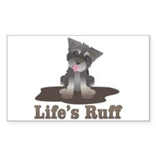 Life's Ruff Decal