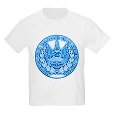 El Salvador Seal Kids T-Shirt