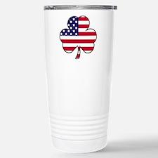 'American Shamrock' Travel Mug