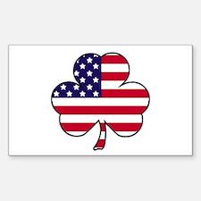 'American Shamrock' Decal
