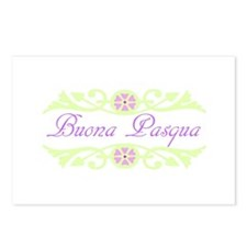 Buona Pasqua Postcards (Package of 8)
