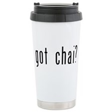 got chai? Travel Mug