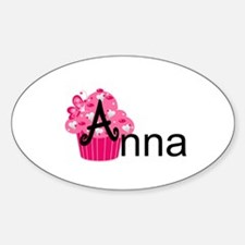 Anna Baby Cakes Decal