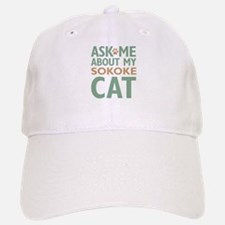 Sokoke Cat Baseball Baseball Cap