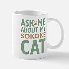 Sokoke Cat Mug