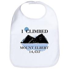 I Climbed Mount Elbert Bib