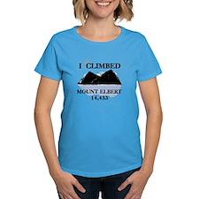 I Climbed Mount Elbert Tee