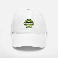 Whistler Green Baseball Baseball Cap