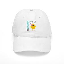 Connecticut Chick Baseball Cap