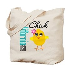 California Chick Tote Bag