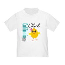 California Chick T