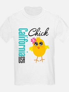 California Chick T-Shirt