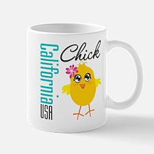 California Chick Mug