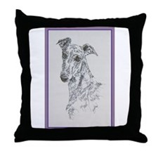 Kline Art Throw Pillow