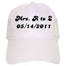 Mrs. A to Z 05/14/2011 Baseball Cap