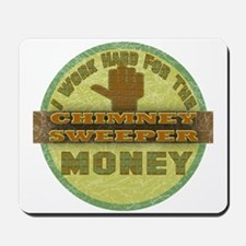 Chimney Sweeper Mousepad
