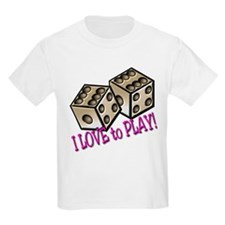 Dice Kids T-Shirt