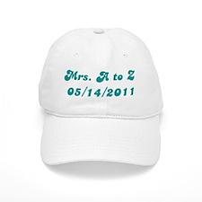 Mrs. A to Z 05/14/2011 Baseball Cap