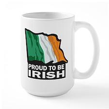 Proud to be Irish Mug