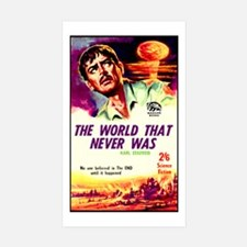 The World That Never Was Decal