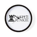 Castle Junkie Wall Clock