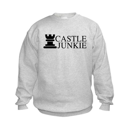 Castle Junkie Kids Sweatshirt