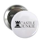 """Castle Junkie 2.25"""" Button (10 pack)"""