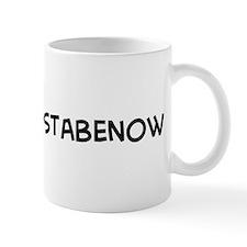 I Love Debbie Stabenow Small Mug