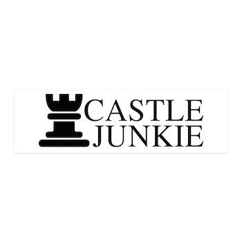 Castle Junkie 21x7 Wall Peel