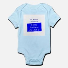 Cute Cataloging Infant Bodysuit