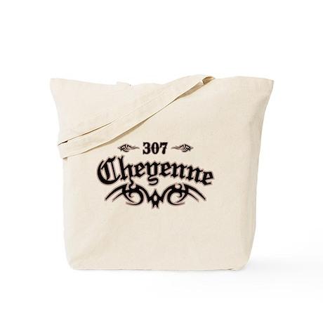 Cheyenne 307 Tote Bag