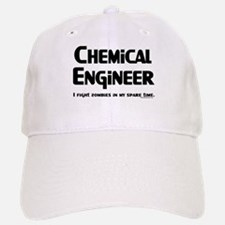 Chem Engineer Zombie Fighter Baseball Baseball Cap