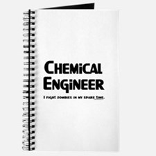 Chem Engineer Zombie Fighter Journal