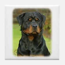 Rottweiler 9W044D-073 Tile Coaster