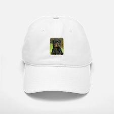 Rottweiler 9W044D-073 Baseball Baseball Cap