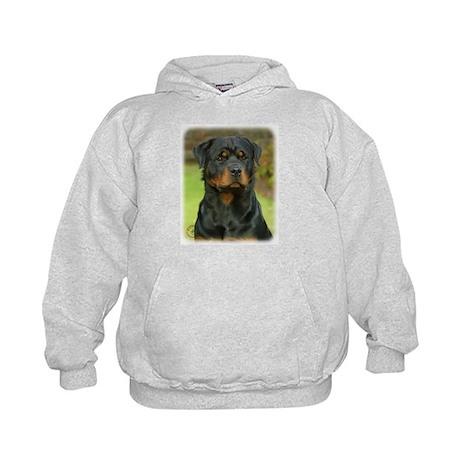 Rottweiler 9W044D-073 Kids Hoodie