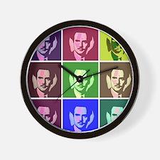 McLuhan Wall Clock