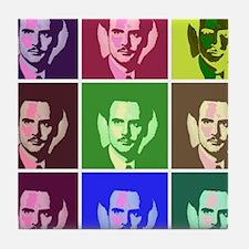 McLuhan Tile Coaster