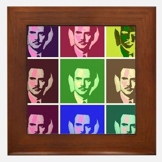 McLuhan Framed Tile