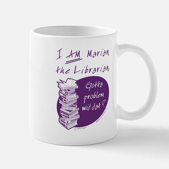 Cute Fun library Mug